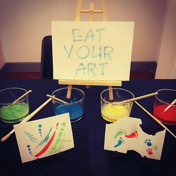 Eat Your Art