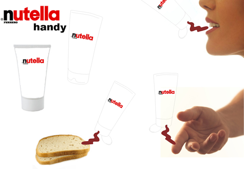 Nutella Handy